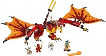 Kai\'s Fire Dragon