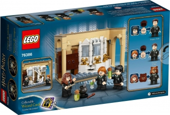 LEGO Harry Potter Hogwarts Polyjuice Potion Mistake