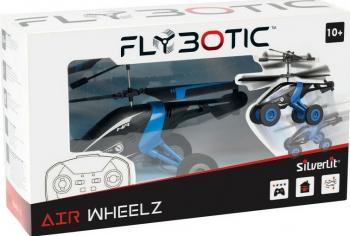 Τηλεκατευθυνόμενο Ελικόπτερο Flybotic Air Wheelz