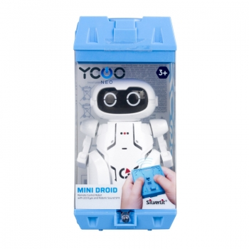Ηλεκτρονικό Ρομπότ Mini Droid