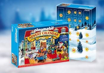 Χριστουγεννιάτικο Ημερολόγιο  Κατάστημα Παιχνιδιών