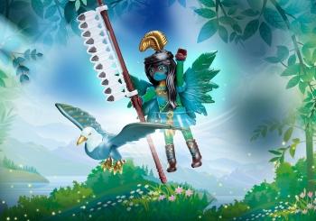 Knight Fairy Με Μαγικό Ζωάκι