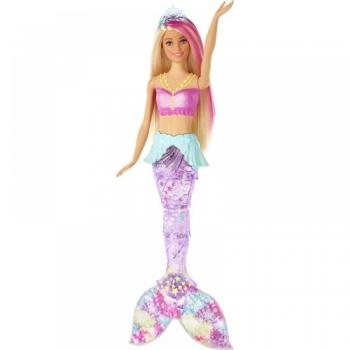 Barbie Γοργόνα Μαγική Ουρά Mattel (GFL82)