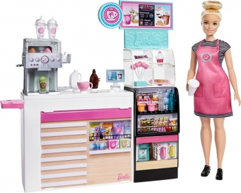 Barbie Καφετέρια