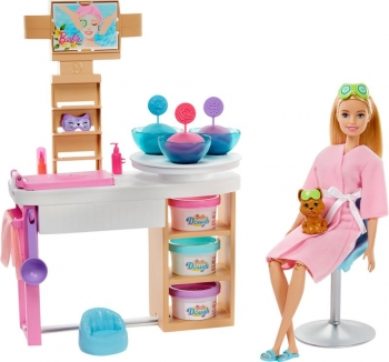 Barbie Wellness - Ινστιτούτο Ομορφιάς