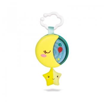 Clementoni baby Μουσικό Κρεμαστό Φεγγαράκι Sweet Moon Carillon