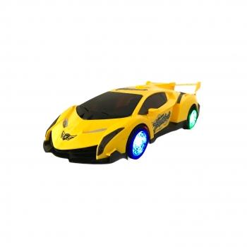 Οχημα Bump n Go Rover με Φως και Μουσική 20εκ