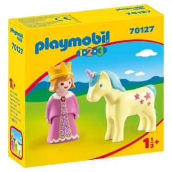 Playmobil Πριγκίπισσα Με Μονόκερο