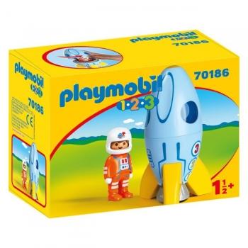 Playmobil Αστροναύτης Με Πύραυλο
