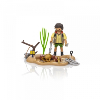 Playmobil Special Plus Αρχαιολόγος Με Εργαλεία Ανασκαφής