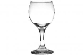Ποτήρια Κρασιού Κολωνάτα 210 ml Kouros 6 τμχ