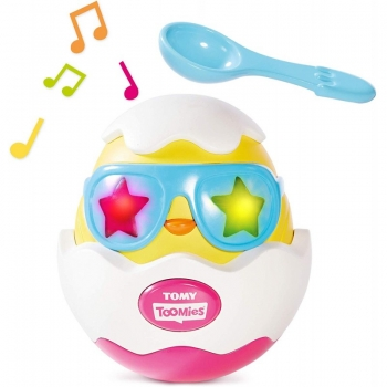 Toomies Beat It - Βρεφικό Παιχνίδι Μουσικό Αυγό