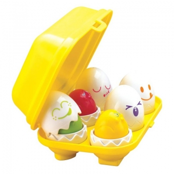 Toomies Hide And Squeak Eggs Αυγοθήκη 1000